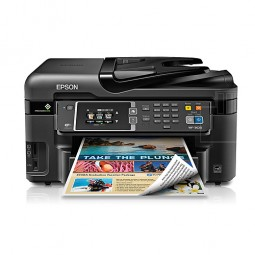 Epson WF-3620 Ink Cartridges