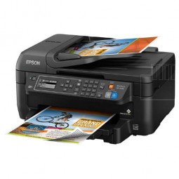 Epson Workforce WF-2650 Ink Cartridges