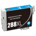 Remanufactured Epson T288XL220 Cyan Ink Cartridge
