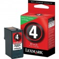 Lexmark 4 / 18C1974 OEM Black Ink Cartridge