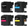 Compatible Brother LC20E XL (4-pack) Ink Cartridges