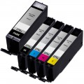 Compatible Canon PGI-270XL / CLI-271XL (5-pack) Ink Cartridges