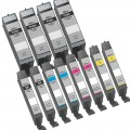 Compatible Canon PGI-280XXL / CLI-281XXL (12-pack) Ink Cartridges