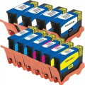 Compatible Dell Series 31 (10-pack) Ink Cartridges