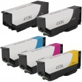 Remanufactured Epson 410XL T410XL (5-pack) HY Ink Cartridges
