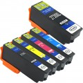 Replacement Epson 273XL T273XL (5-pack) HY Ink Cartridges