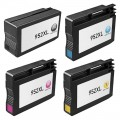 Replacement HP 952XL (4-pack) HY Ink Cartridges