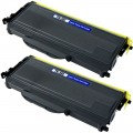 Compatible Brother TN360 (2-pack) HY Black Toner Cartridges