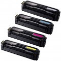 Compatible Samsung CLT-504S Series (4-pack) Toner Cartridges