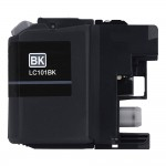 Brother LC101BK Compatible Black Ink Cartridge (LC101 Series)