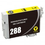 Replacement Epson 288 T288420 Yellow Ink Cartridge - T2884