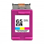 Replacement HP 65XL Ink Cartridge - High Yield Color - N9K03AN