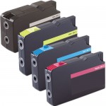 Lexmark 200XL (4-pack) High Yield Compatible Ink Cartridges (1x Black, 1x Cyan, 1x Magenta, 1x Yellow)
