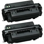 HP 10A / Q2610A (2-pack) Replacement Black Laser Toner Cartridges