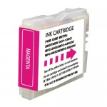 Brother LC51M Compatible Magenta Ink Cartridge (LC51 Series)