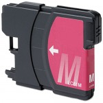 Brother LC61M Compatible Magenta Ink Cartridge (LC61 Series)