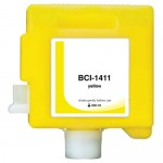Canon BCI-1411Y Compatible Yellow Ink Cartridge (7577A001AA)