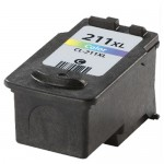 Canon CL-211XL Replacement High Yield Color Ink Cartridge