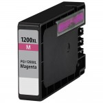 Canon PGI-1200XL Compatible High Yield Magenta Ink Cartridge
