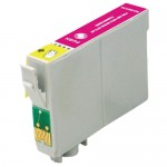 Remanufactured Epson 79 (T079320) High Yield Magenta Ink Cartridge - T0793