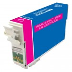 Replacement Epson 124 (T124320) Moderate Yield Magenta Ink Cartridge - T1243