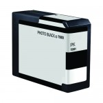 Replacement Epson T580100 T5801 Pigment Photo Black Ink Cartridge - 80ml
