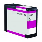Replacement Epson T580300 T5803 Pigment Magenta Ink Cartridge - 80ml