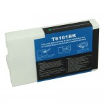 Replacement Epson T616100 Black Ink Cartridge - T6161