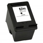 HP 62XL / C2P05AN Replacement High Yield Black Ink Cartridge