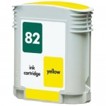 HP 82 / C4913A Replacement Yellow Ink Cartridge