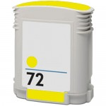 HP 72 / C9400A Replacement Yellow Ink Cartridge - 69ml