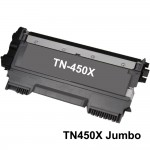 Brother TN450X (Compatible) Jumbo Black Toner Cartridge