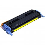 HP 124A / Q6002A (Replacement) Yellow Laser Toner Cartridge