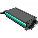 Replacement CLP-K660B High Yield Black Laser Toner Cartridge to replace Samsung CLP-660