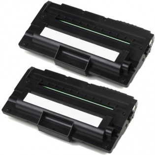 Dell 1600 (2-pack) Black Toner Cartridges