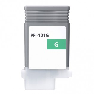 Canon PFI-101G Green Inkjet Cartridge