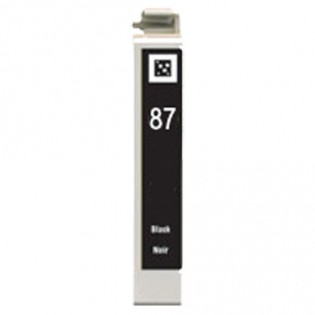 Epson T087120 Photo Black Ink Cartridge