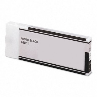Epson T606100 Photo Black Ink Cartridge