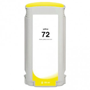 HP 72 C9373A Yellow Ink Cartridge