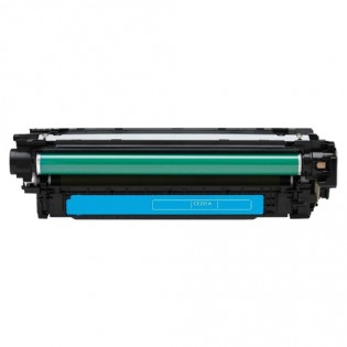 HP 504X CE251A Cyan Laser Toner Cartridge