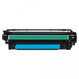 HP 507A CE401A Cyan Laser Toner Cartridge